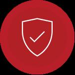 prevent false alarm icon