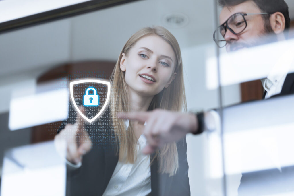 Cyber security systems for business network